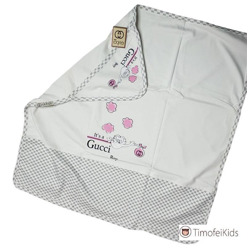 Полотенце уголок Гуччи