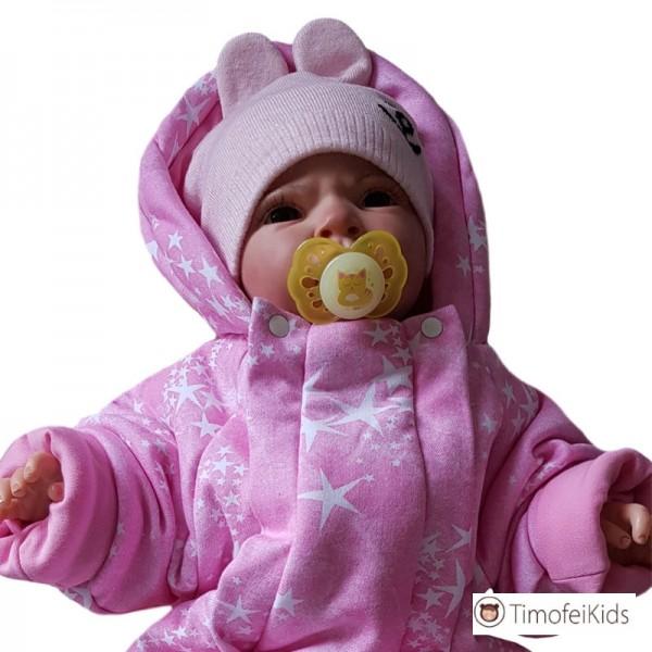 Комбинезон для новорожденного звезды